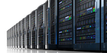 Virtual server hosting - software as a service (SaaS)